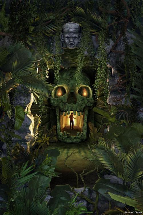 Demon Jungle