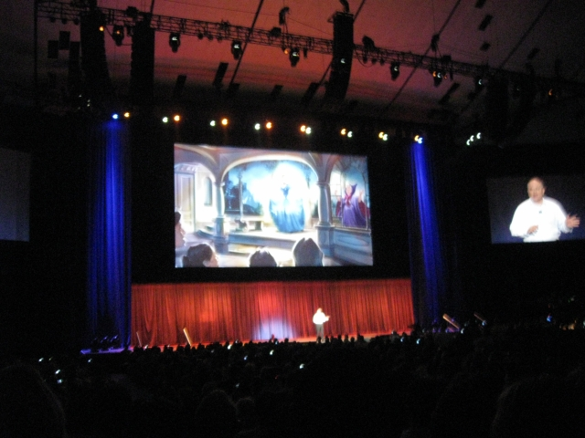 Jay Rasulo makes the wonderful announcement pleasing several Disney park fans.