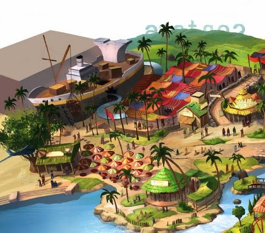 Madagascar features two rides, one shop, and several other suprises yet to be announced.