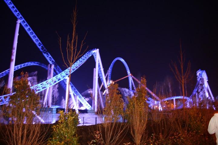 Blue Fire 3