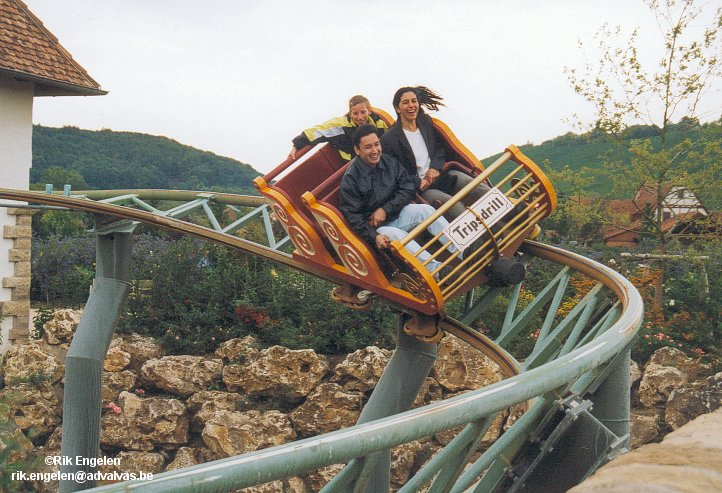 G'sengte Sau -  Gerstlauer's First Roller Coaster