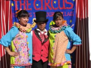 The World's Great Backyard Circus
