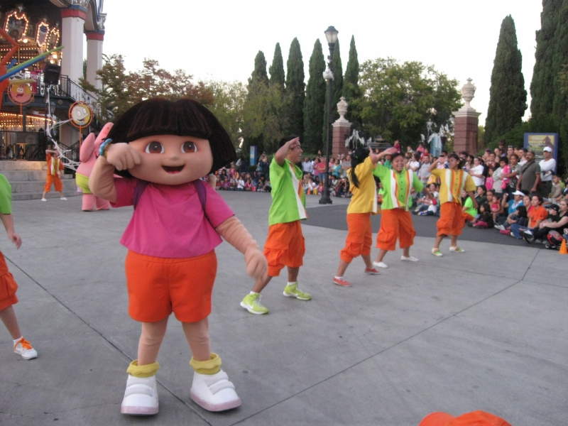 The Final Performance of 'Meet the Nicktoons'