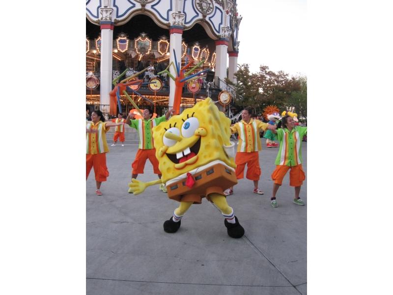 The Final Performance of 'Meet the Nicktoons'
