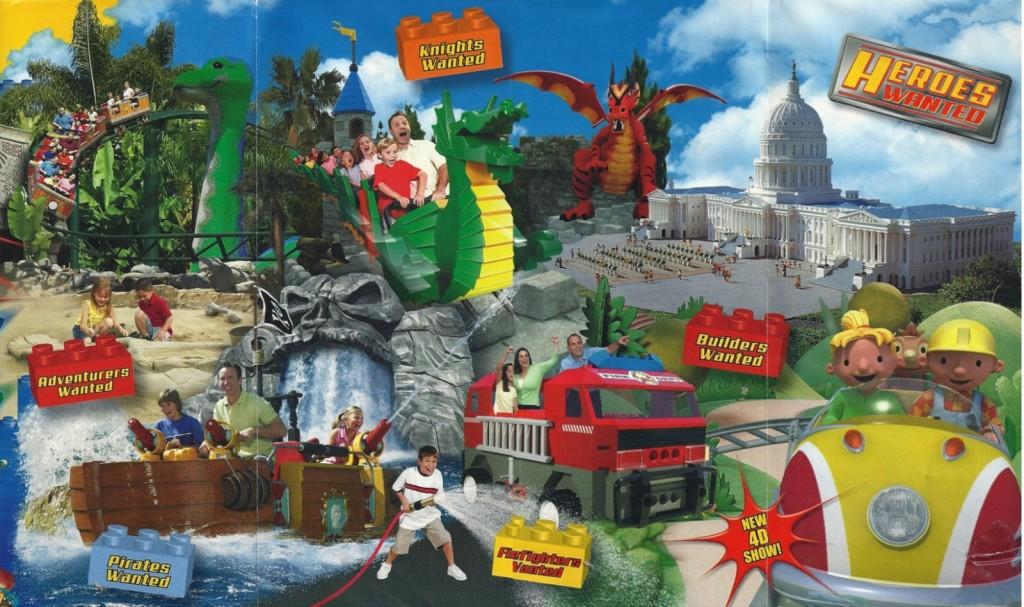 Image Result For Legoland Florida Map