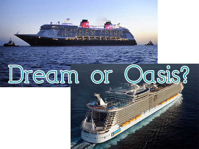 Dream or Oasis? | Park Thoughts Oasis Of The Seas Comparison